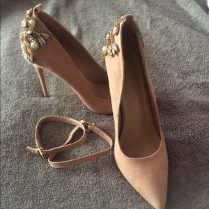 Shoes - Pink Princess Heels
